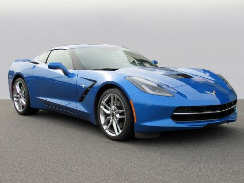 Pre-Owned 2015 Chevrolet Corvette Z51 3LT