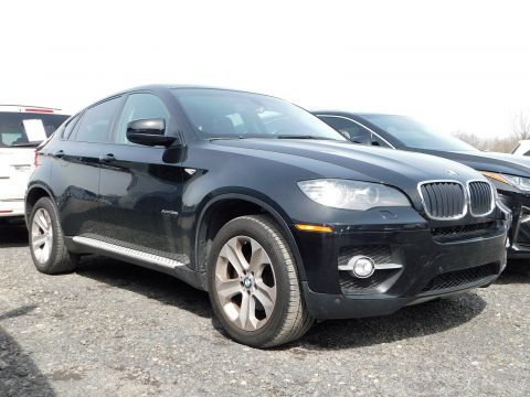 Pre-Owned 2011 BMW X6 xDrive35i