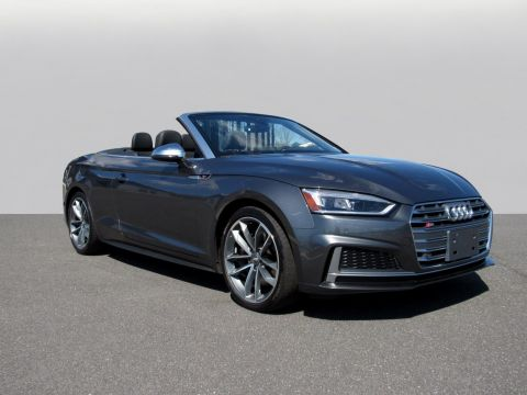 Pre-Owned 2018 Audi S5 Cabriolet Premium Plus