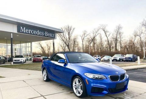 Pre-Owned 2015 BMW 2 Series 2dr Conv 228i xDrive AWD