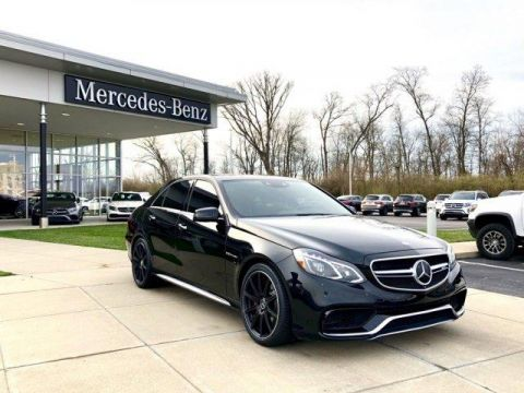 Certified Pre-Owned 2015 Mercedes-Benz E-Class AMG® E 63 Performance Package