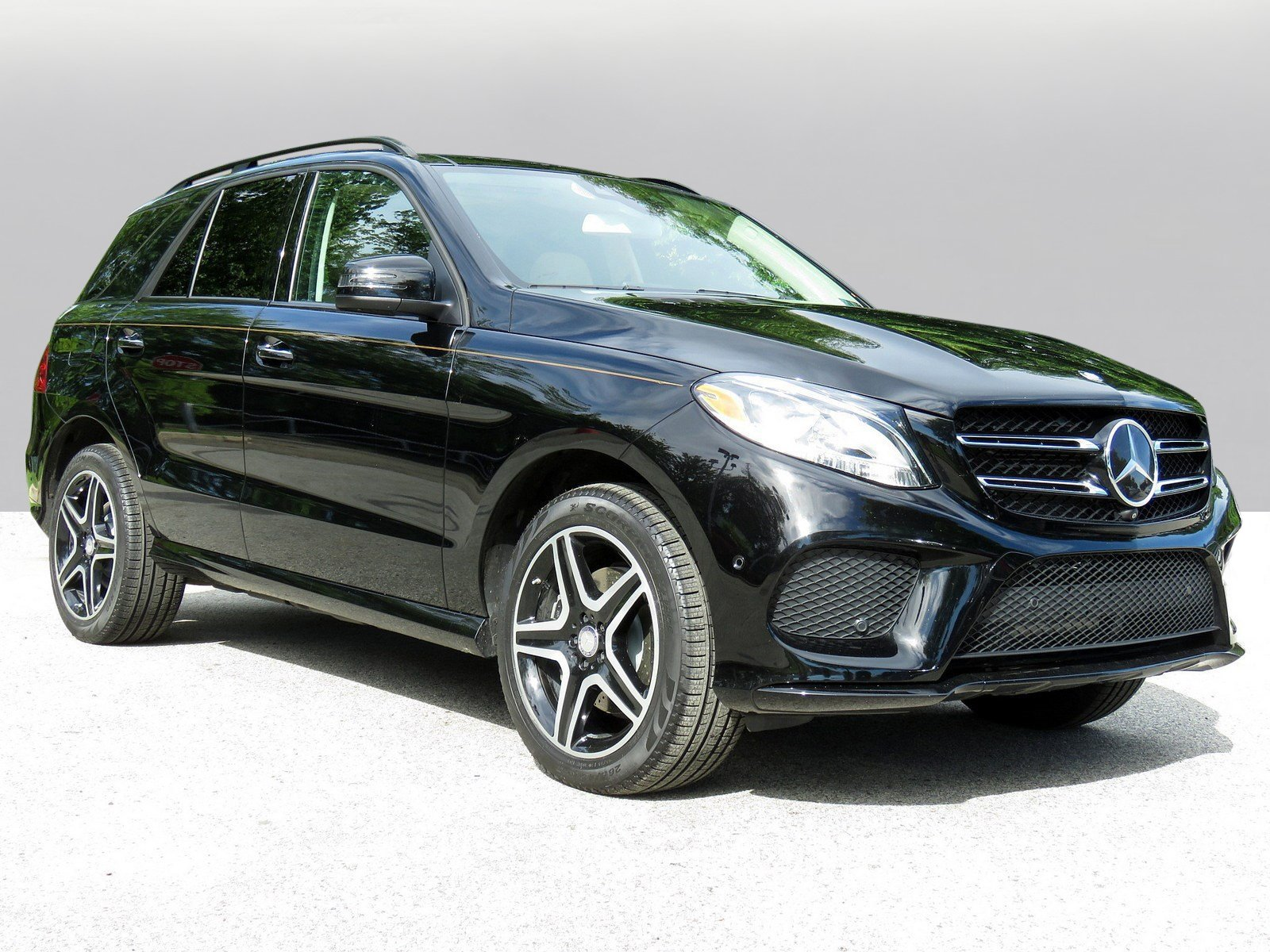 Certified Pre Owned 2016 Mercedes Benz GLE GLE 350 Sport