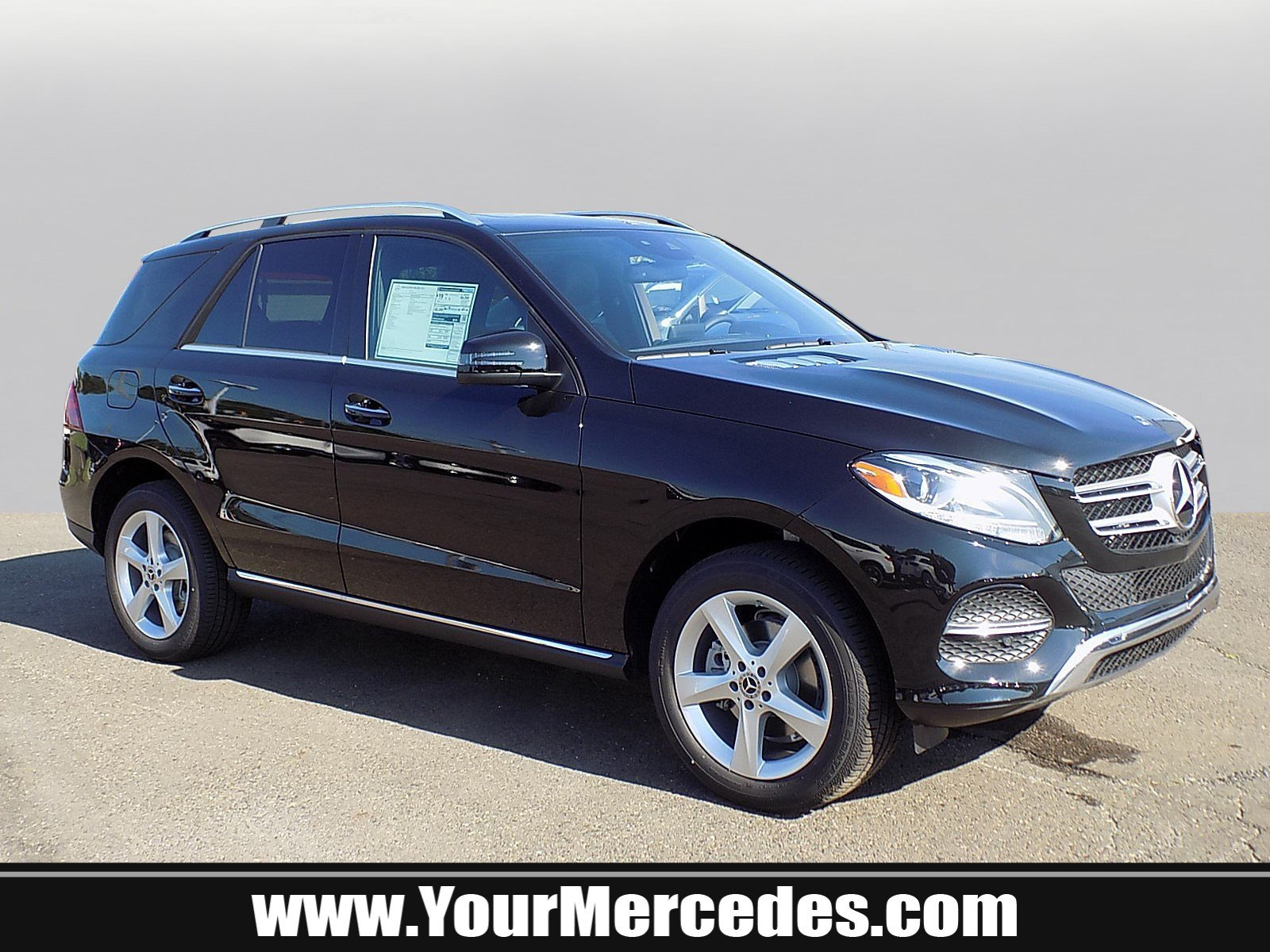 New 2018 Mercedes Benz GLE GLE 350 Sport Utility in West Chester