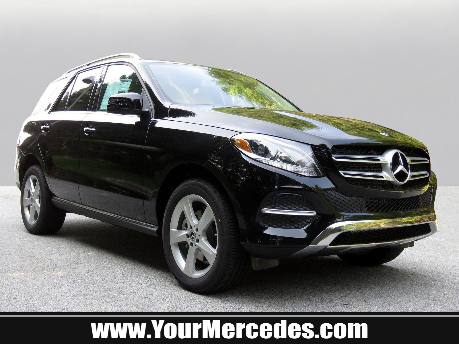 New 2018 Mercedes Benz GLE GLE 350 SUV in West Chester JB