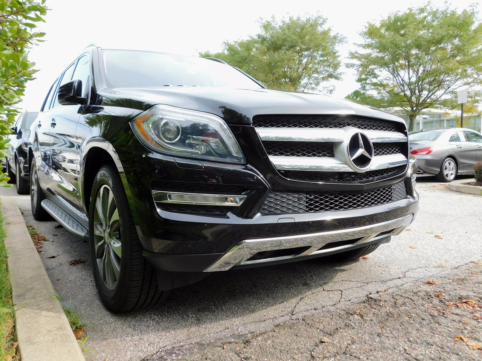 Certified Pre-Owned 2013 Mercedes-Benz GL GL 450