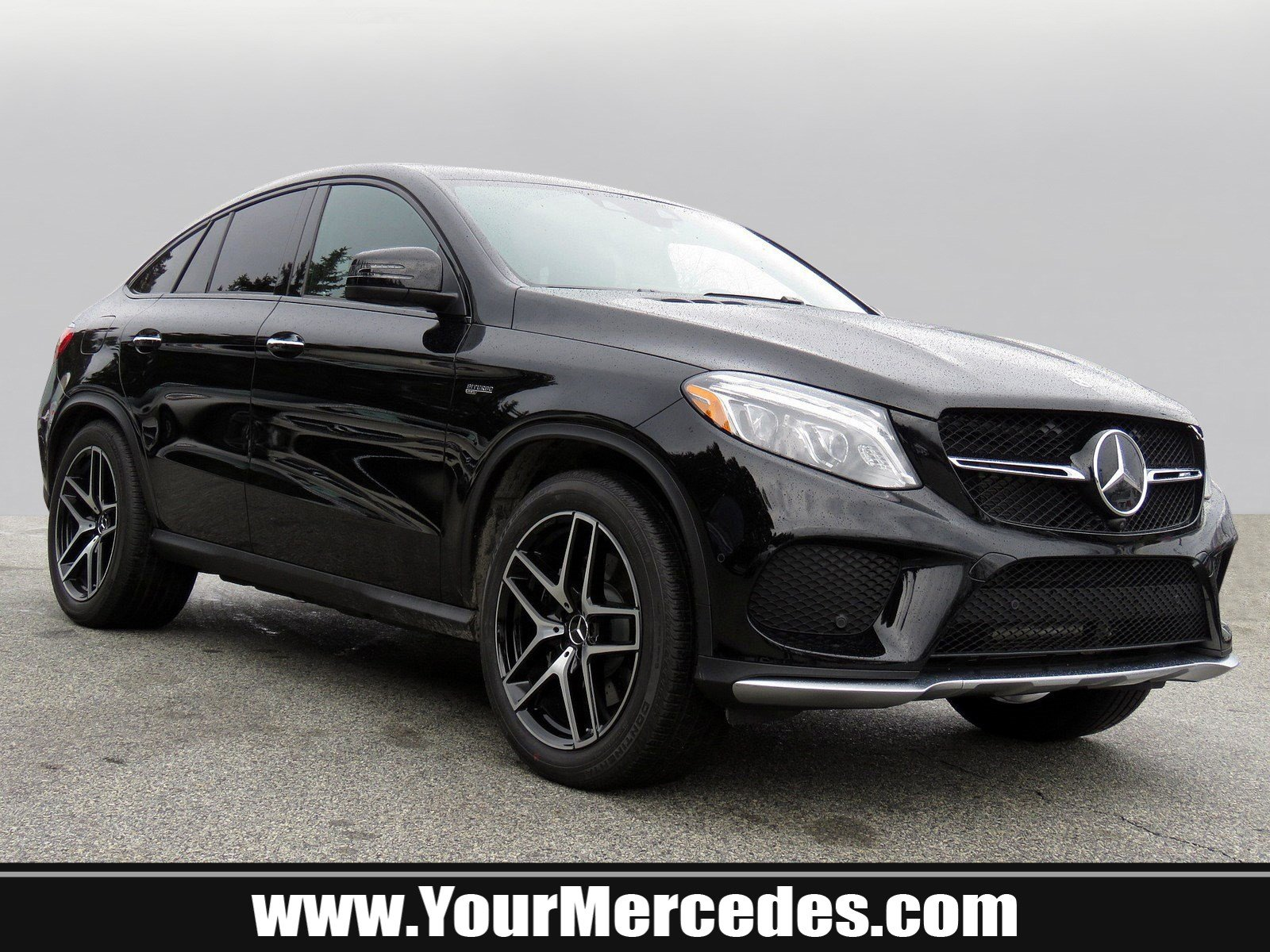 Certified Pre Owned 2018 Mercedes Benz GLE AMG GLE 43 Coupe Coupe
