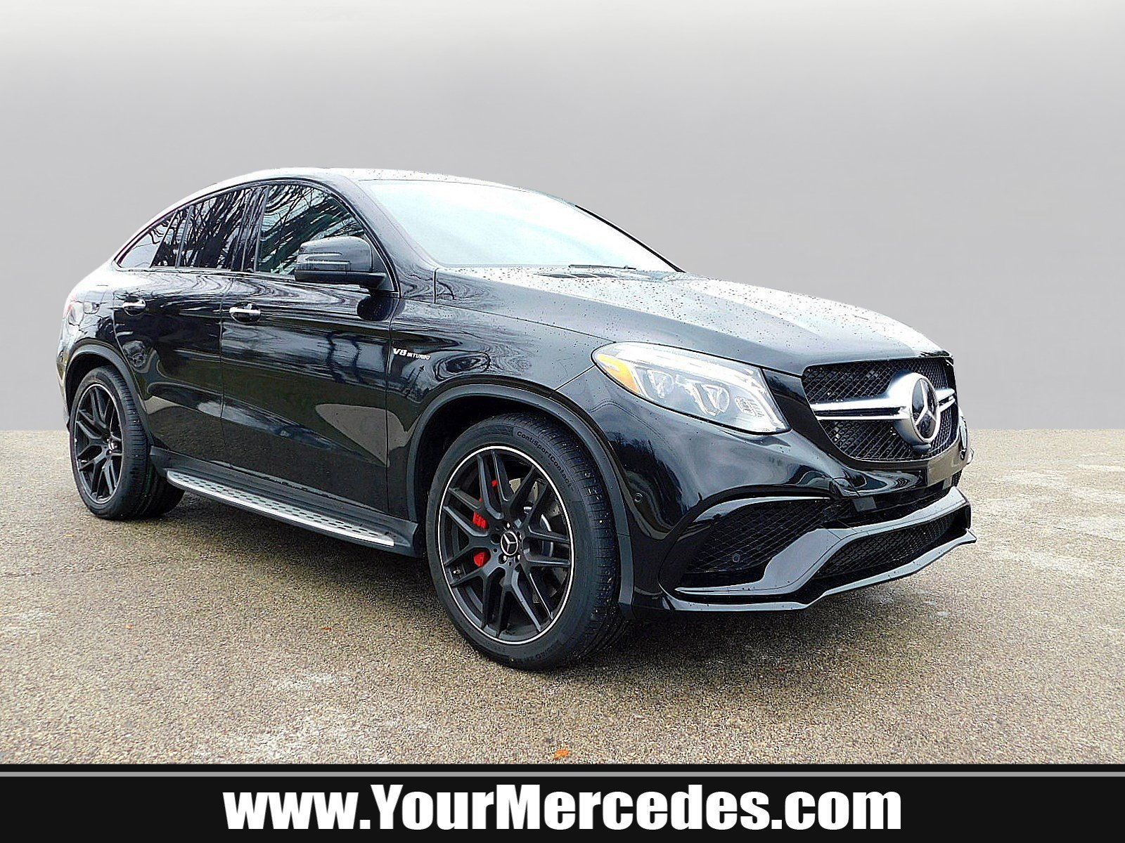 Pre Owned 2018 Mercedes Benz GLE GLE 63 S AMG Coupe Coupe in West