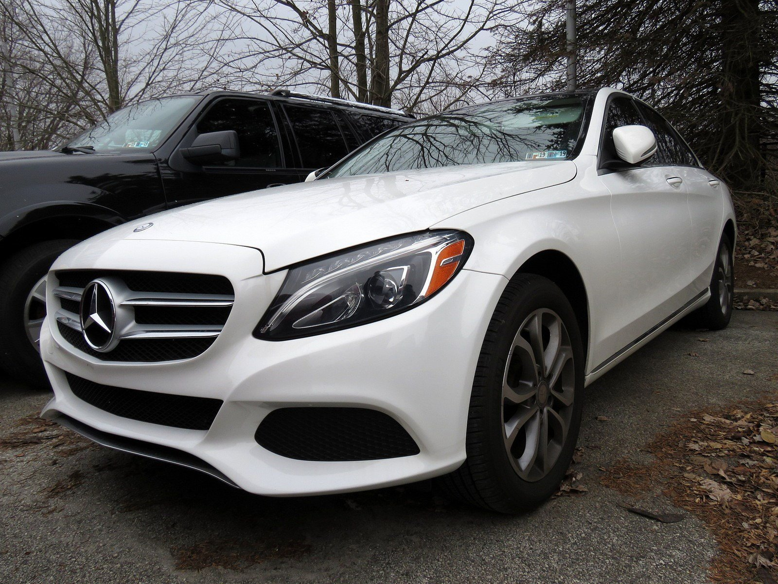 Certified Pre Owned 2015 Mercedes Benz C Class C 300 4dr Car in West