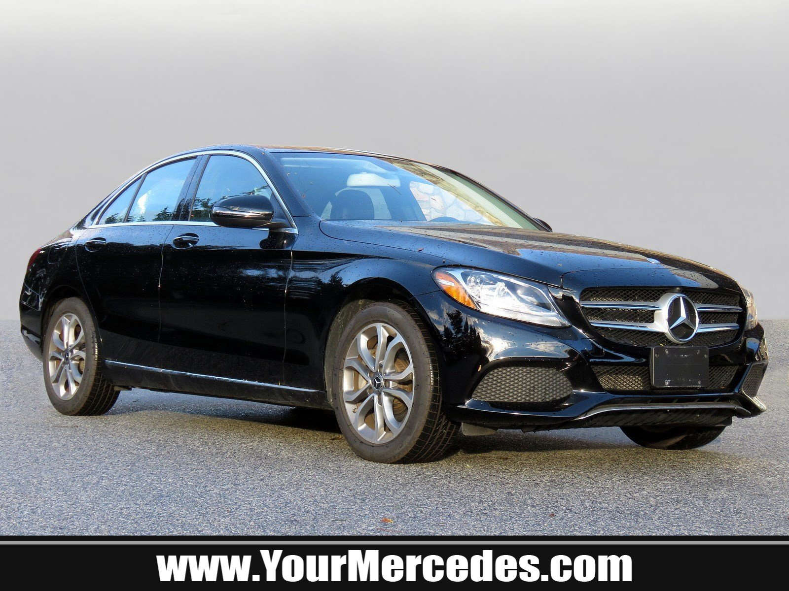 Certified Pre Owned 2017 Mercedes Benz C Class C 300 SEDAN in West