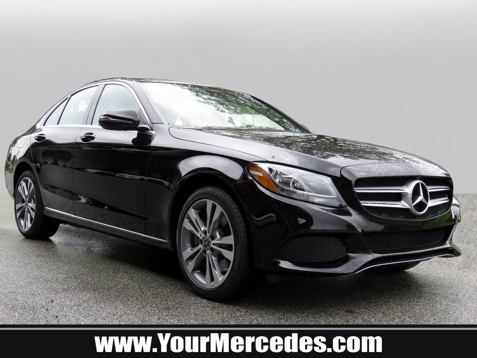 New 2018 Mercedes Benz C Class C 300 SEDAN in West Chester JU