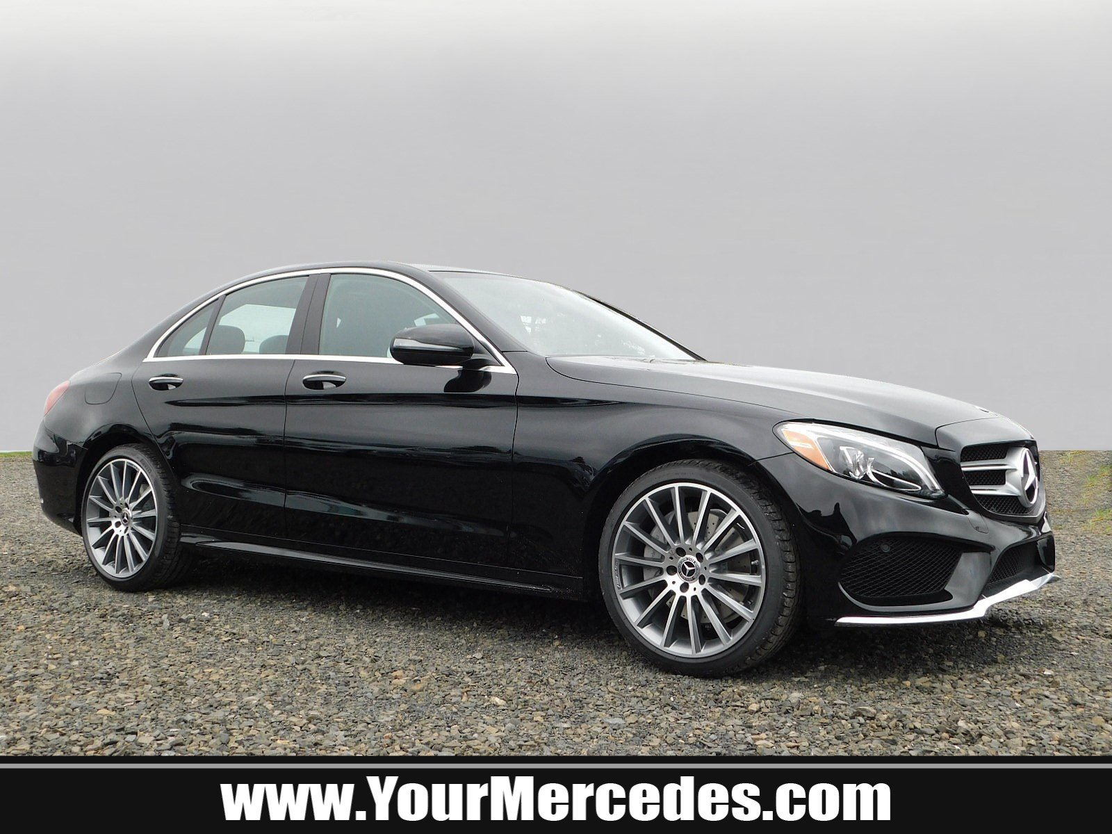 New 2018 Mercedes Benz C Class C 300 4dr Car in West Chester