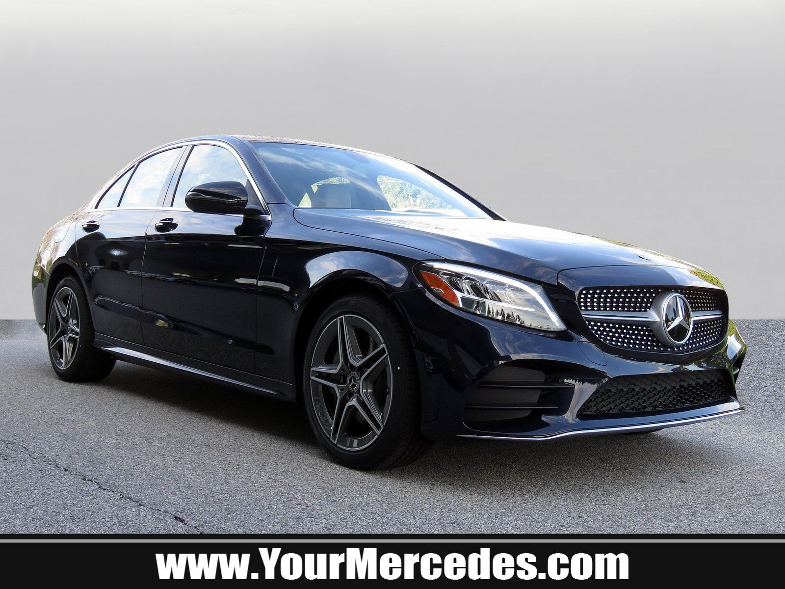 New 2019 Mercedes Benz C Class C 300 SEDAN in West Chester KU