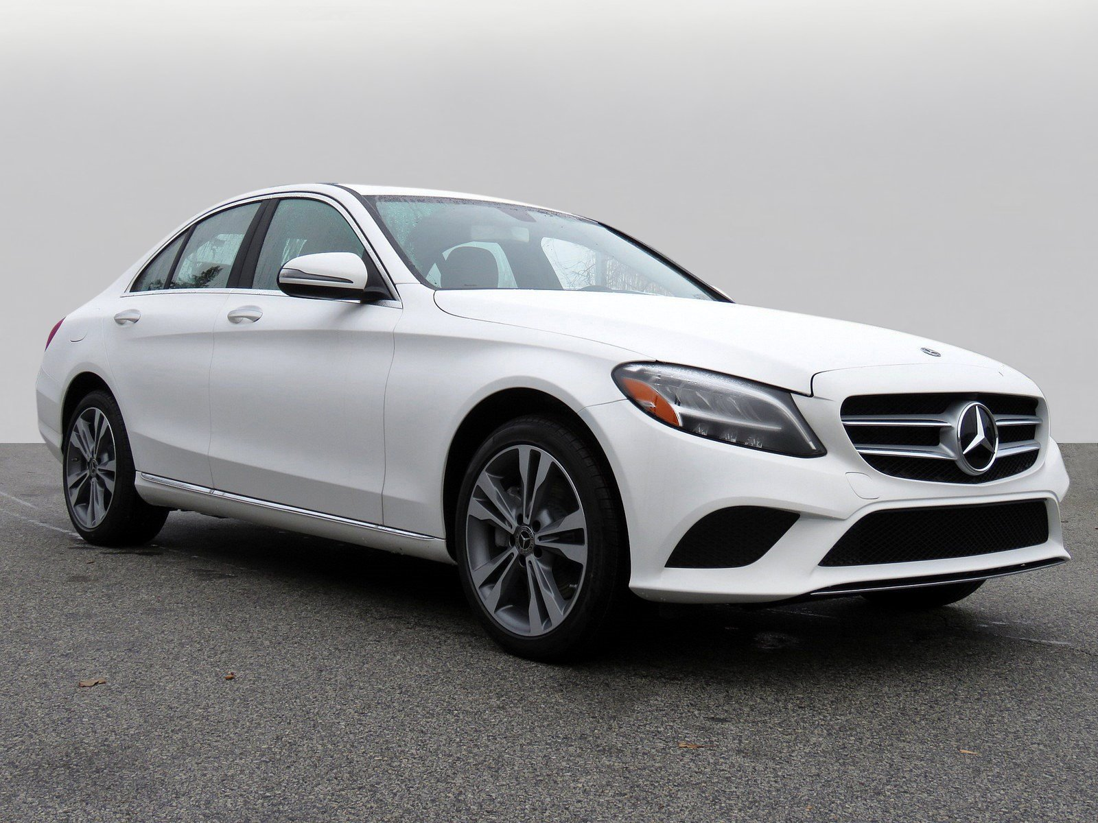 Mercedes Benz West Chester Pa >> New 2019 Mercedes Benz C Class C 300 4dr Car In West Chester