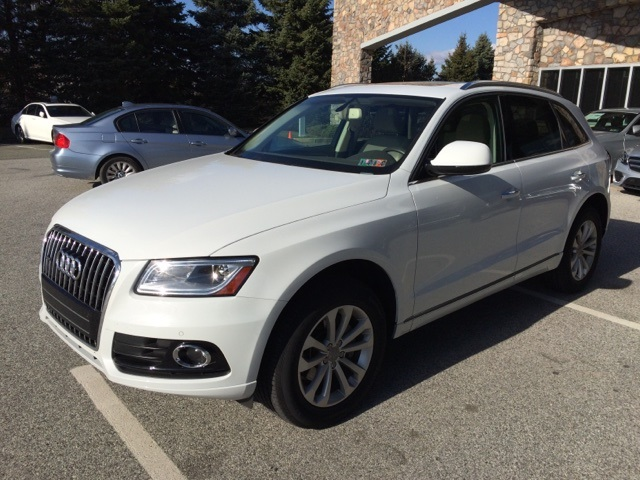 pre owned 2016 audi q5 2 0t premium plus 4d sport utility in west chester ga036550t mercedes. Black Bedroom Furniture Sets. Home Design Ideas