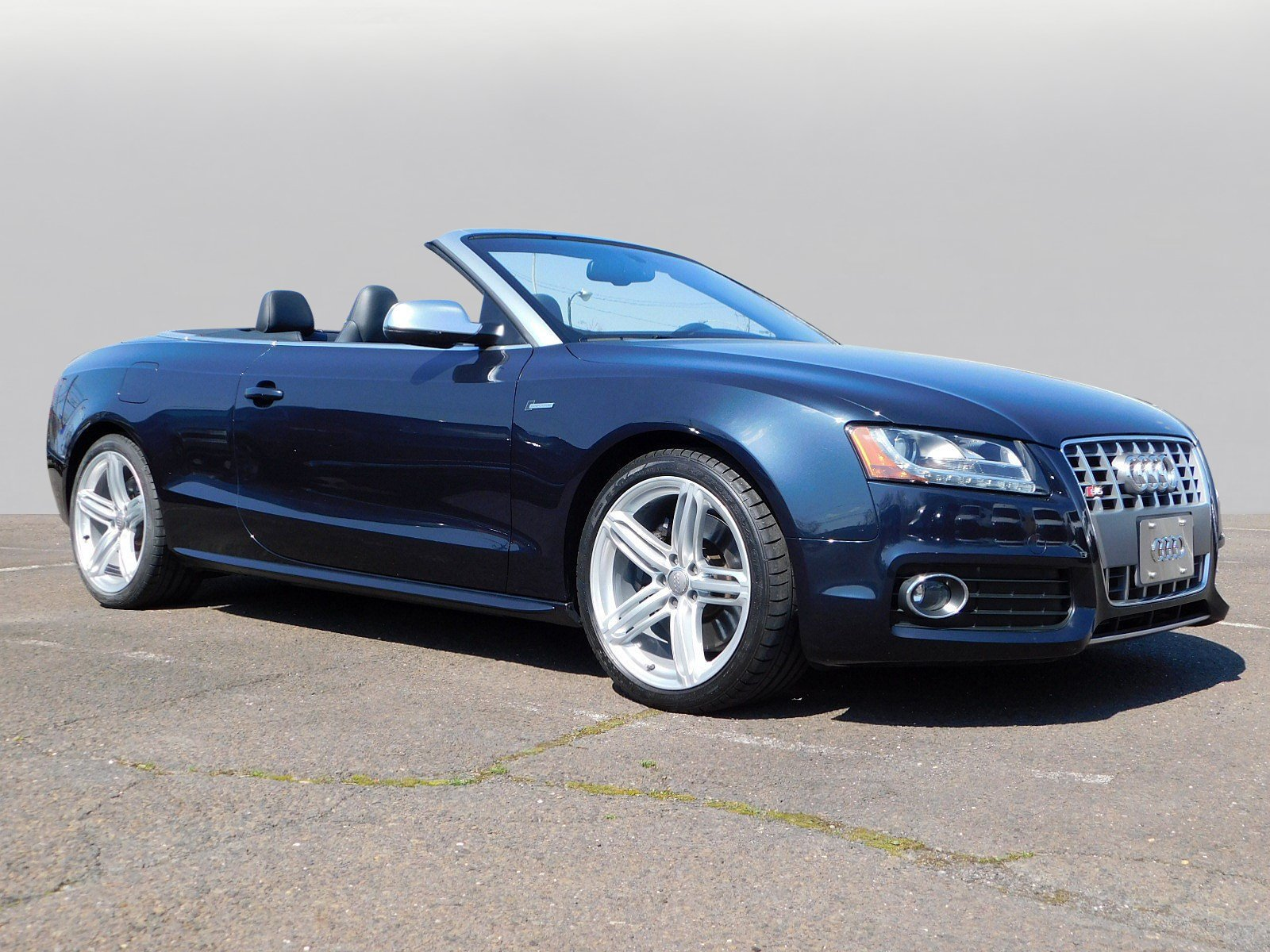 Pre-Owned 2012 Audi S5 Premium Plus