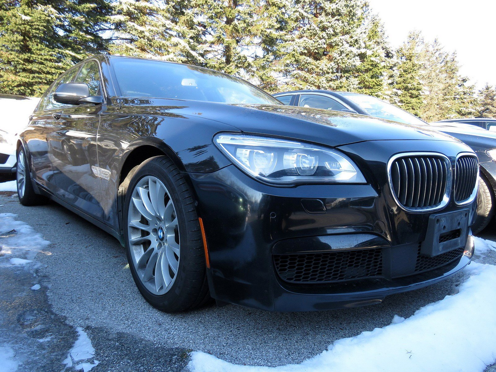 Pre-Owned 2014 BMW 7 Series 750Li xDrive