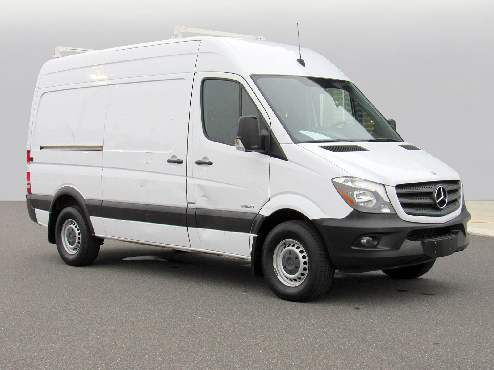 Pre Owned 2017 Mercedes Benz Sprinter Cargo Vans
