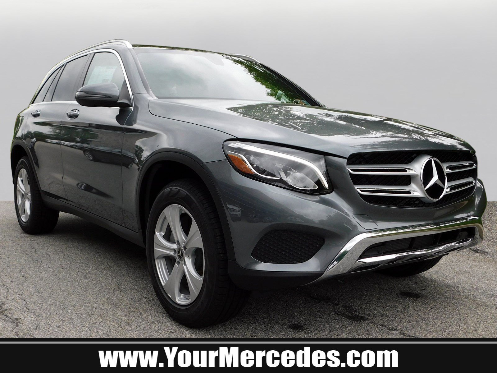 New 2018 Mercedes Benz GLC GLC 300 SUV in West Chester JV