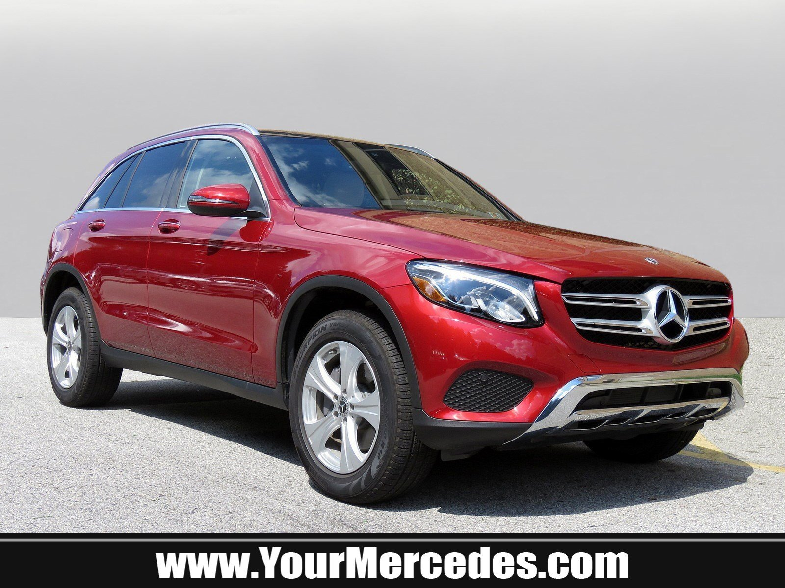 New 2018 Mercedes Benz GLC GLC 300 Sport Utility in West Chester