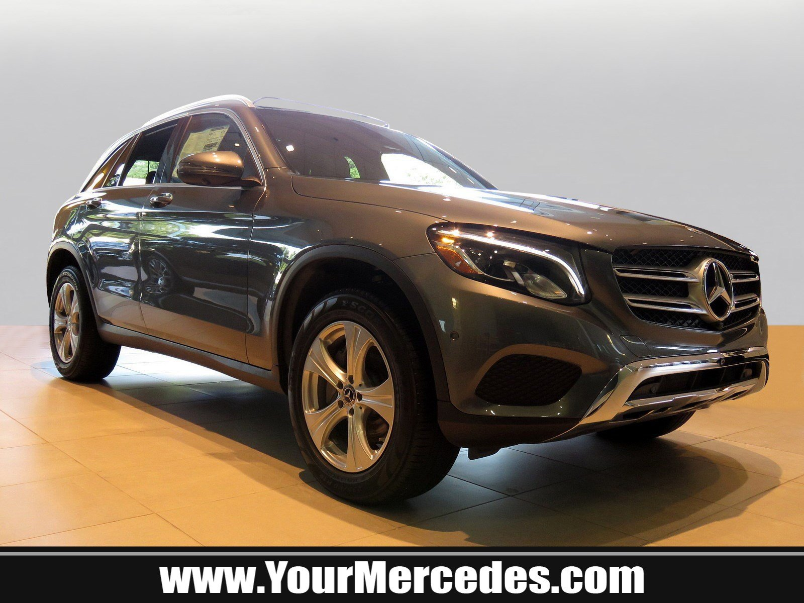New 2018 Mercedes Benz GLC GLC 300