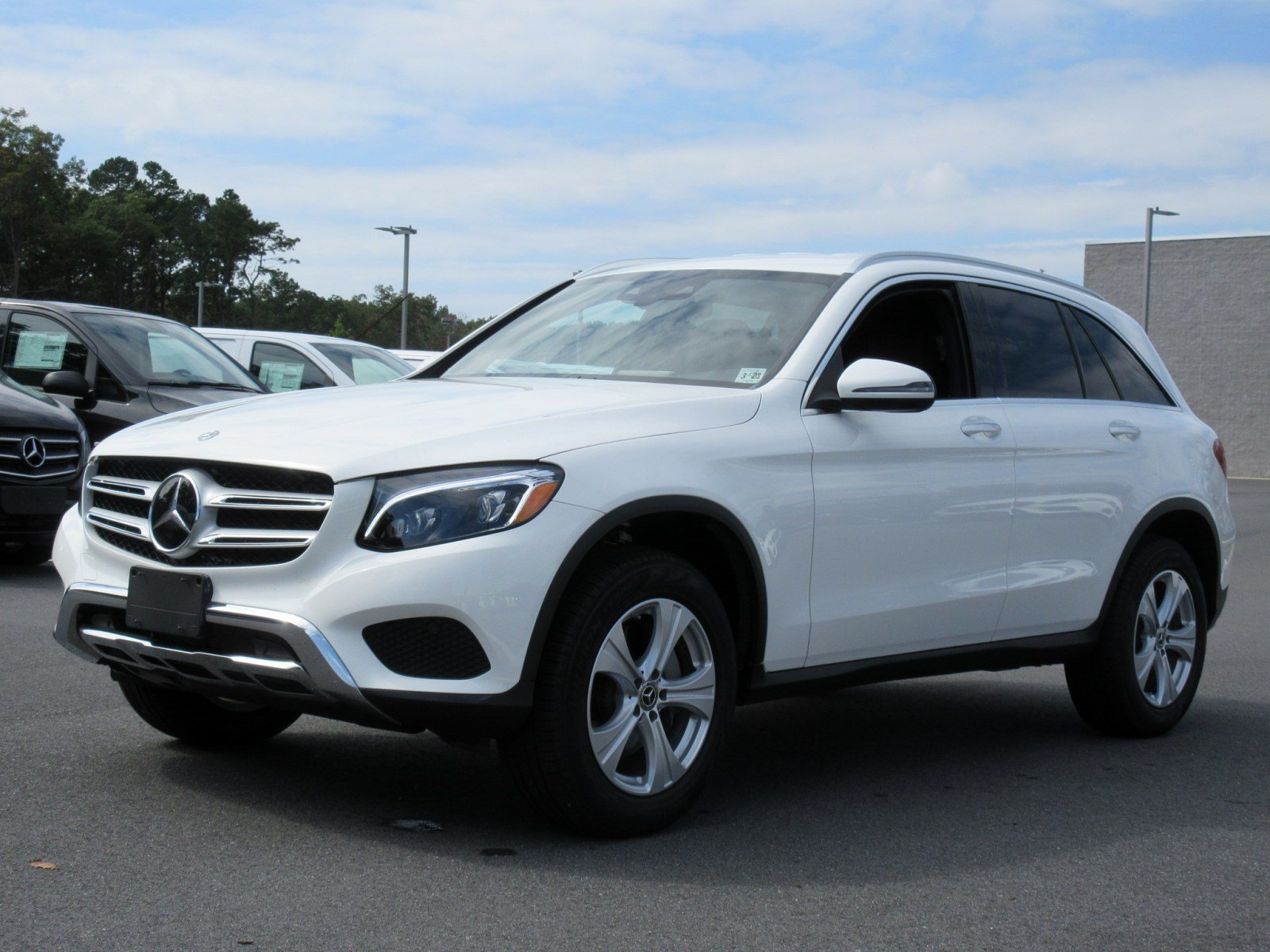 Pre Owned 2018 Mercedes Benz GLC GLC 300 Sport Utility in West