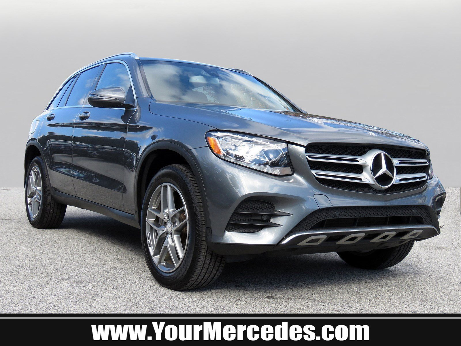 Certified Pre Owned 2016 Mercedes Benz GLC GLC 300 Sport SUV in West