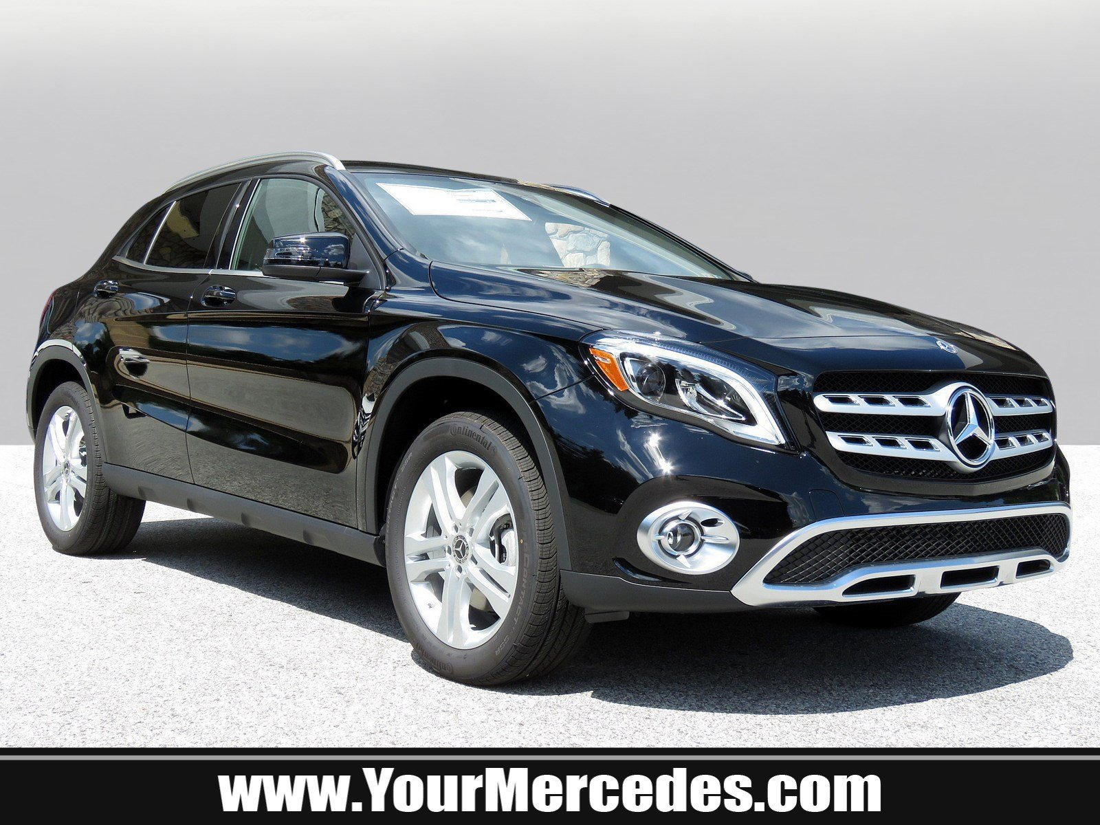New 2019 Mercedes Benz GLA GLA 250 SUV in West Chester KJ