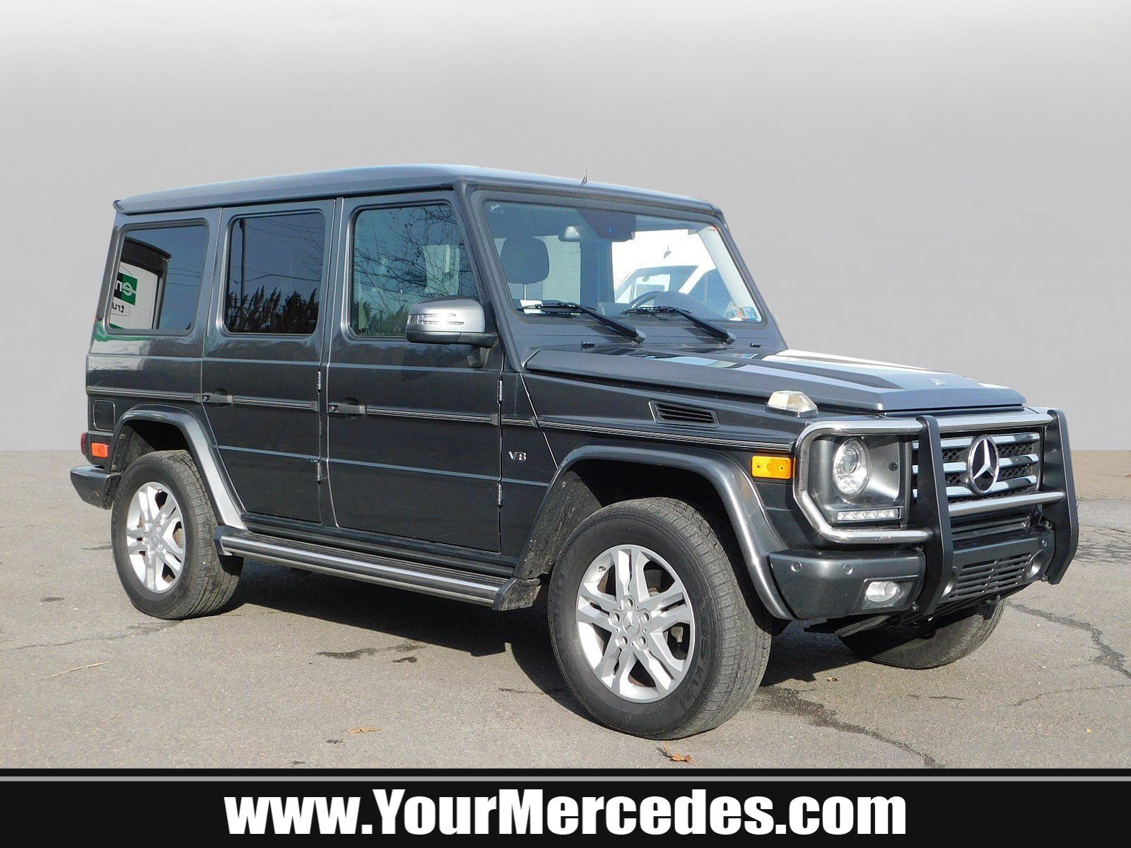 Certified Pre Owned 2014 Mercedes Benz G Class G 550 4D Sport