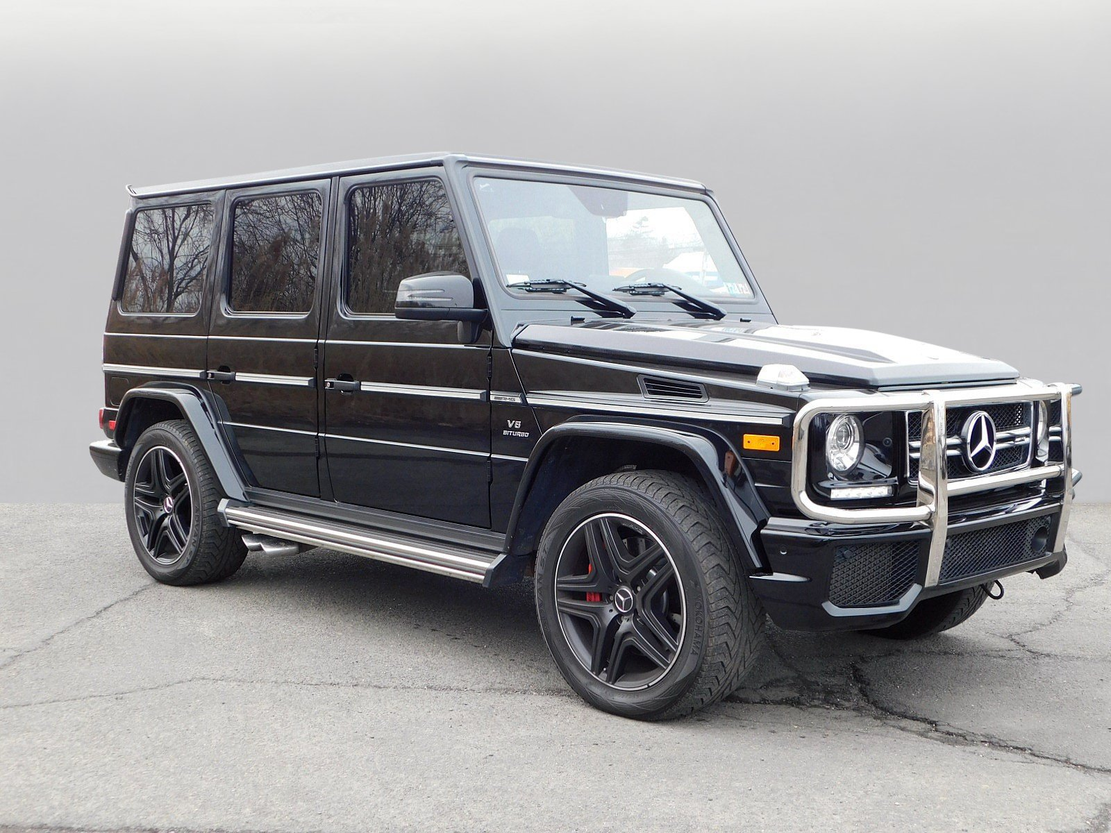 Certified Pre-Owned 2018 Mercedes-Benz G-Class