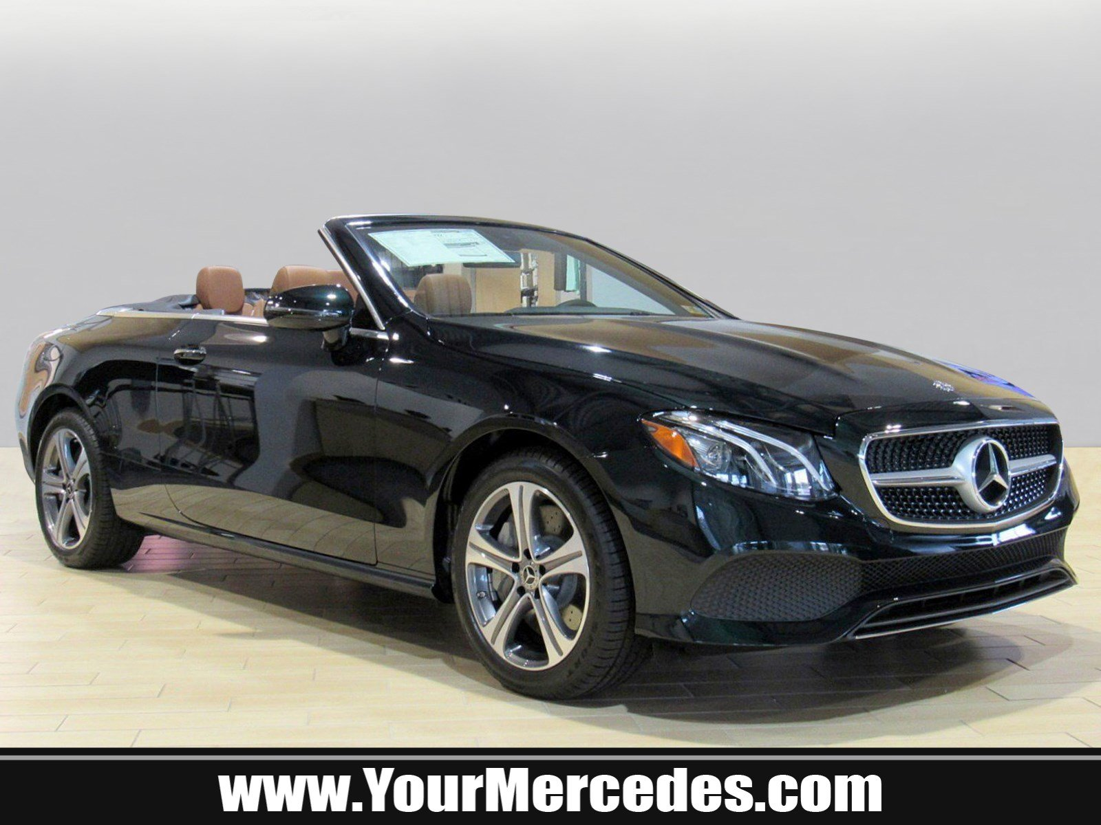 New 2019 Mercedes Benz E Class E 450 Convertible in West Chester