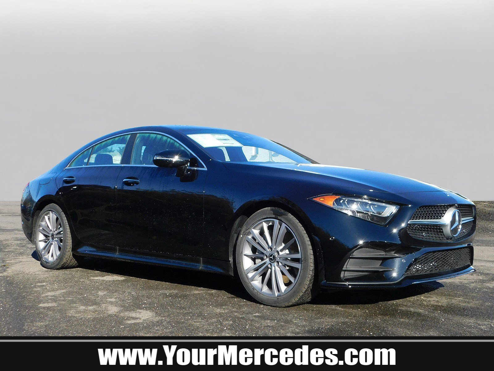 New 2019 Mercedes Benz CLS CLS 450 Coupe in West Chester KA
