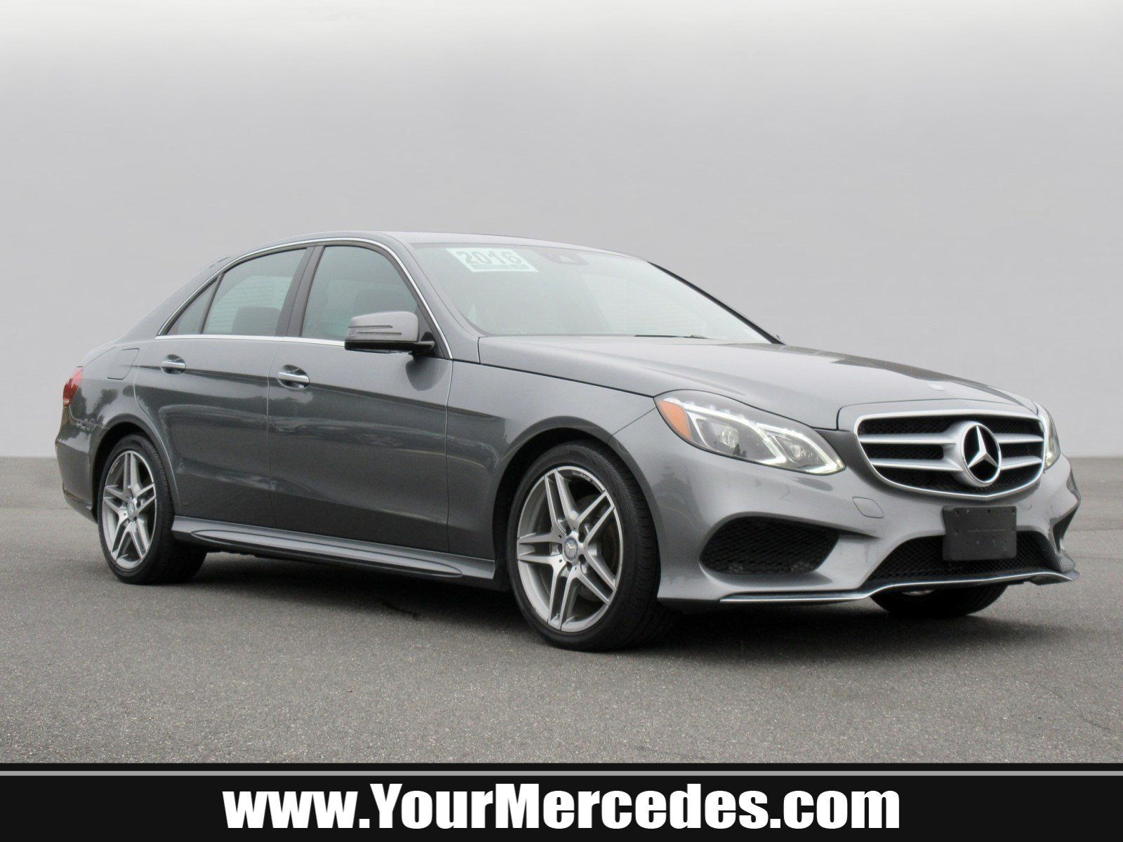 Certified Pre Owned 2016 Mercedes Benz E Class E 350 Sport 4dr Car
