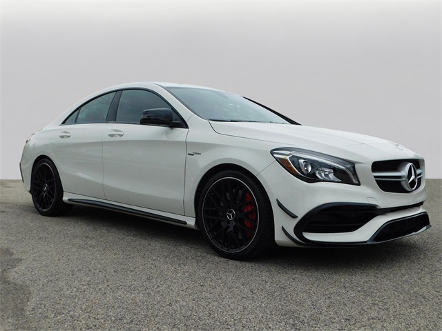 Certified Pre-Owned 2018 Mercedes-Benz CLA CLA 45 AMG®