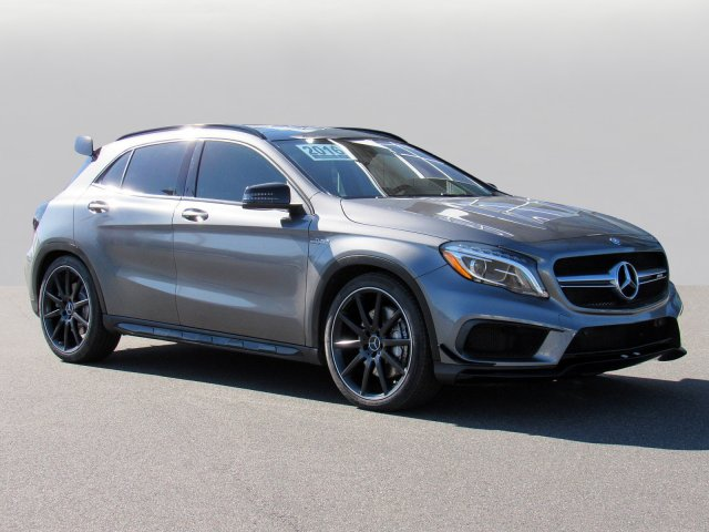 Certified Pre-Owned 2016 Mercedes-Benz GLA AMG® GLA 45