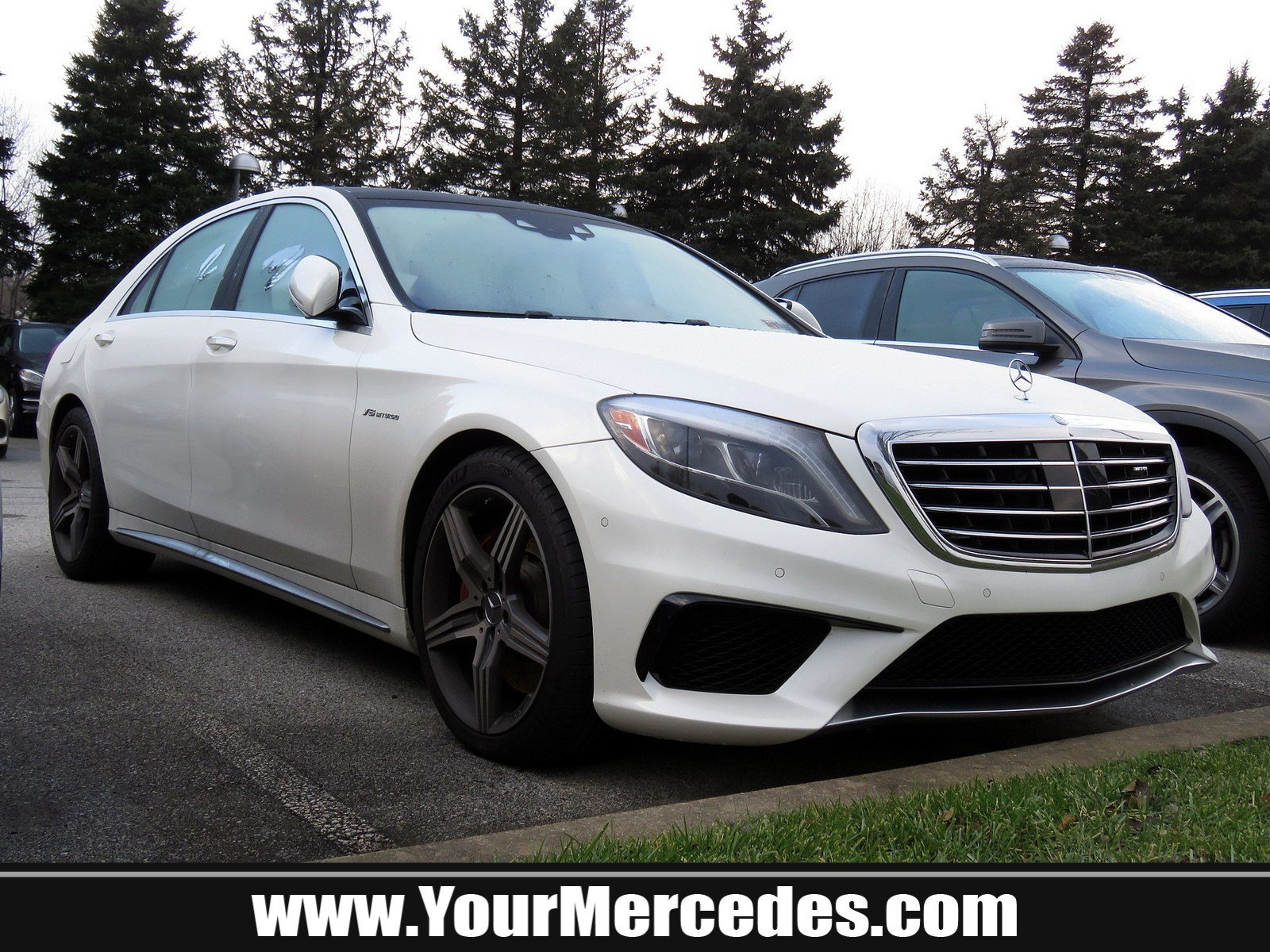 Certified Pre Owned 2015 Mercedes Benz S Class AMG S 63 Long