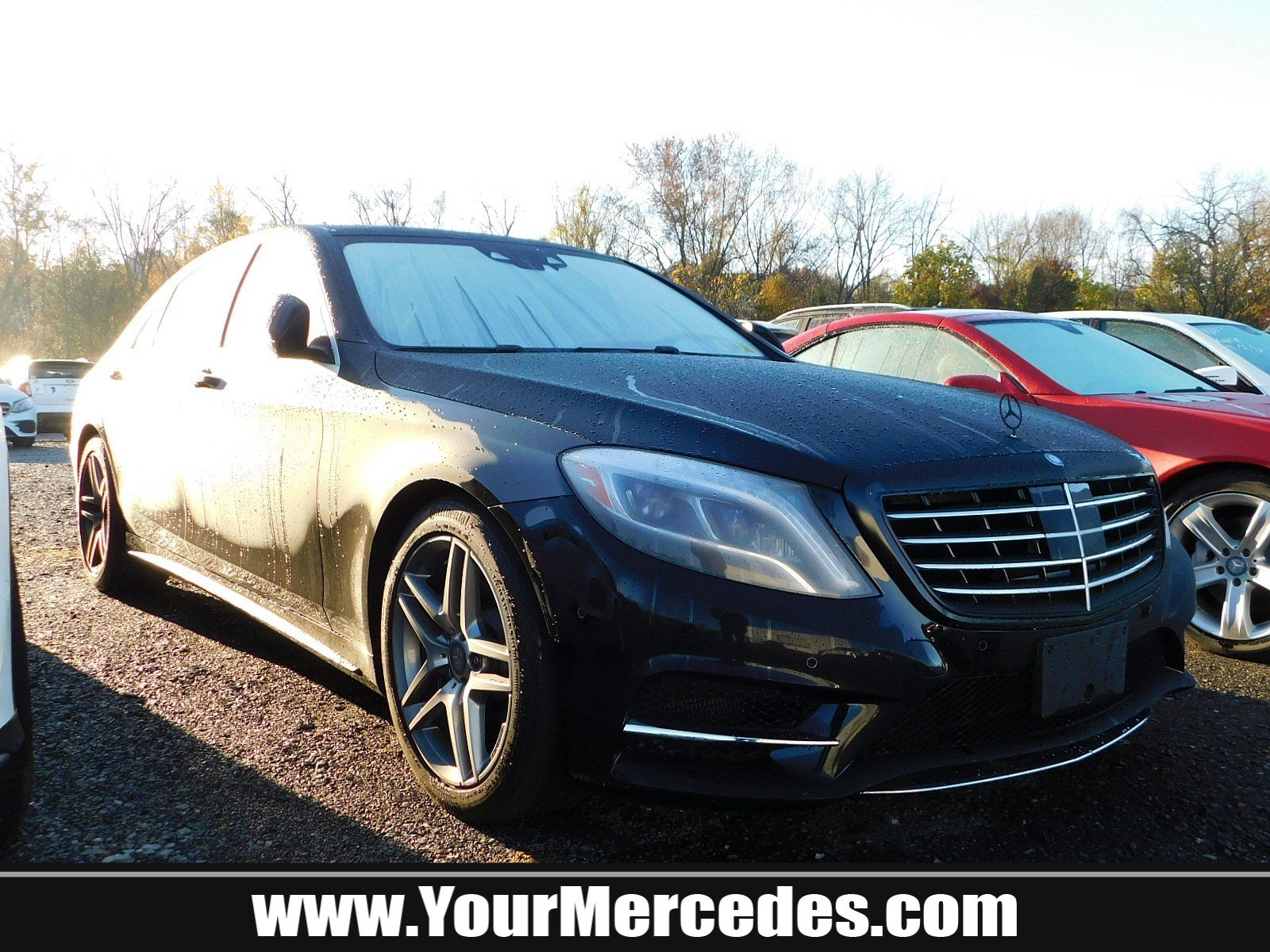 Pre Owned 2015 Mercedes Benz S Class S 550 4dr Car in West Chester