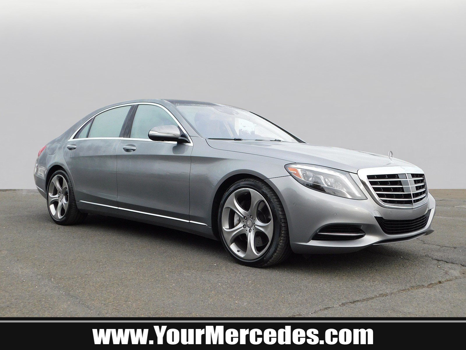 Pre Owned 2015 Mercedes Benz S Class S 550 4D Sedan in West Chester