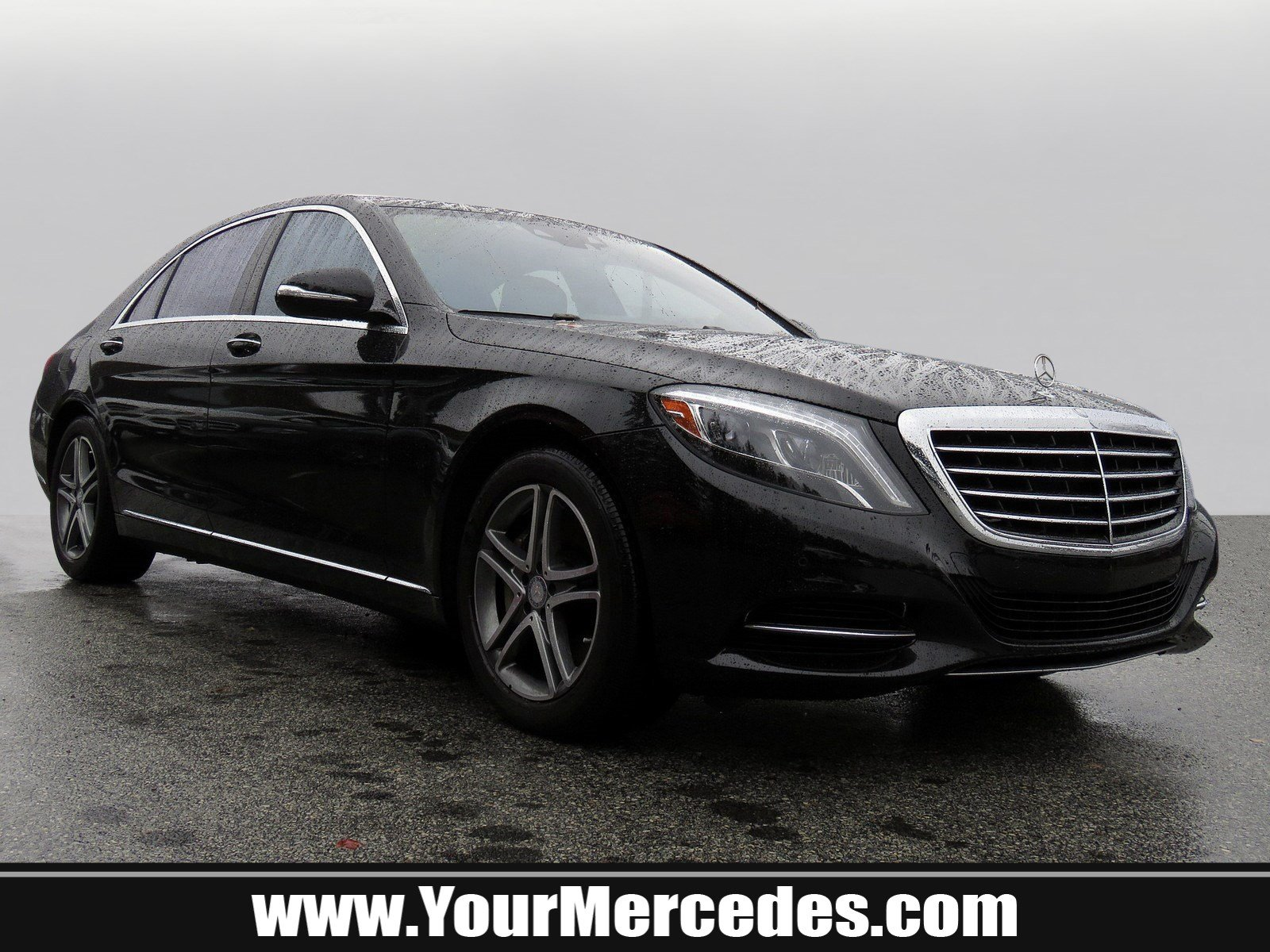 Certified Pre Owned 2016 Mercedes Benz S Class S 550 SEDAN in West