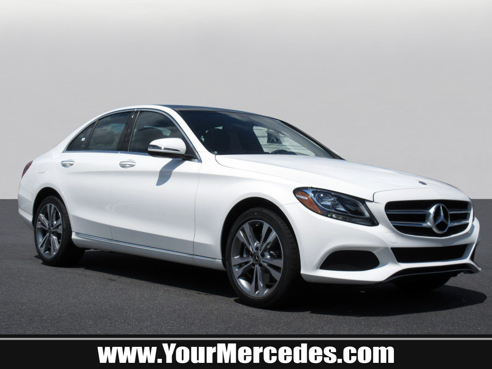 New 2018 Mercedes Benz C Class 300 4dr Car In West Chester 2002 C240 I Connect Indicatorbraketail Lampswiring