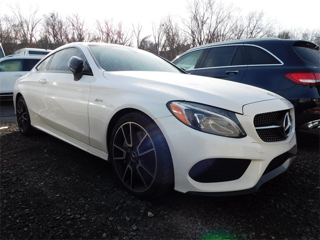 Certified Pre-Owned 2017 Mercedes-Benz C-Class C 43 AMG®