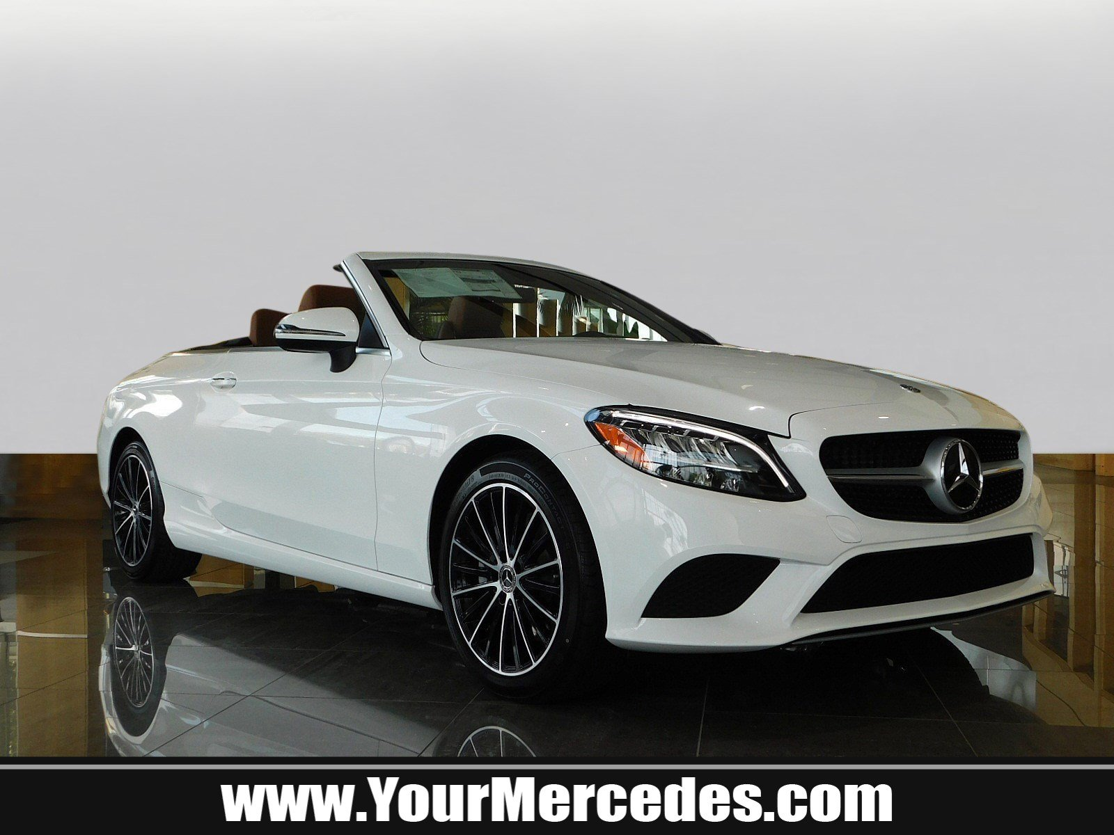 New 2019 Mercedes Benz C Class C 300 CABRIOLET in West Chester