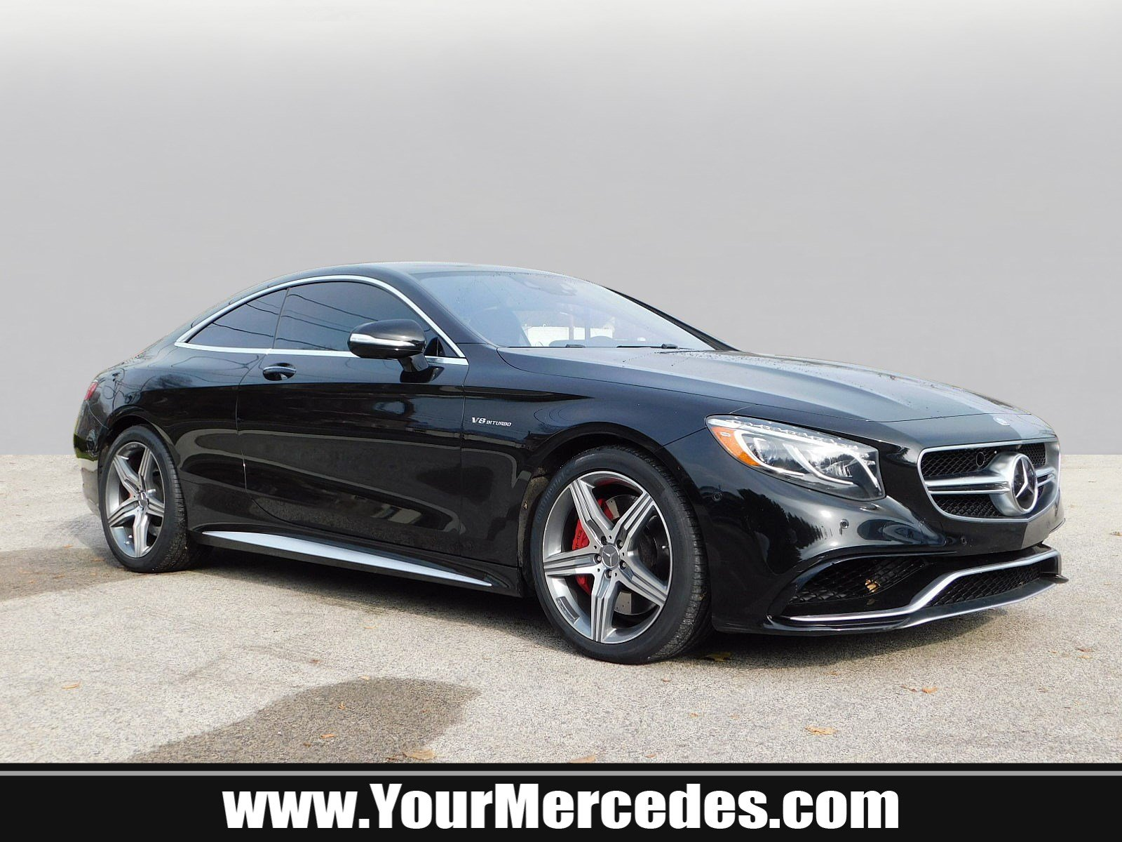 Certified Pre Owned 2015 Mercedes Benz S Class S 63 AMG 2D Coupe in