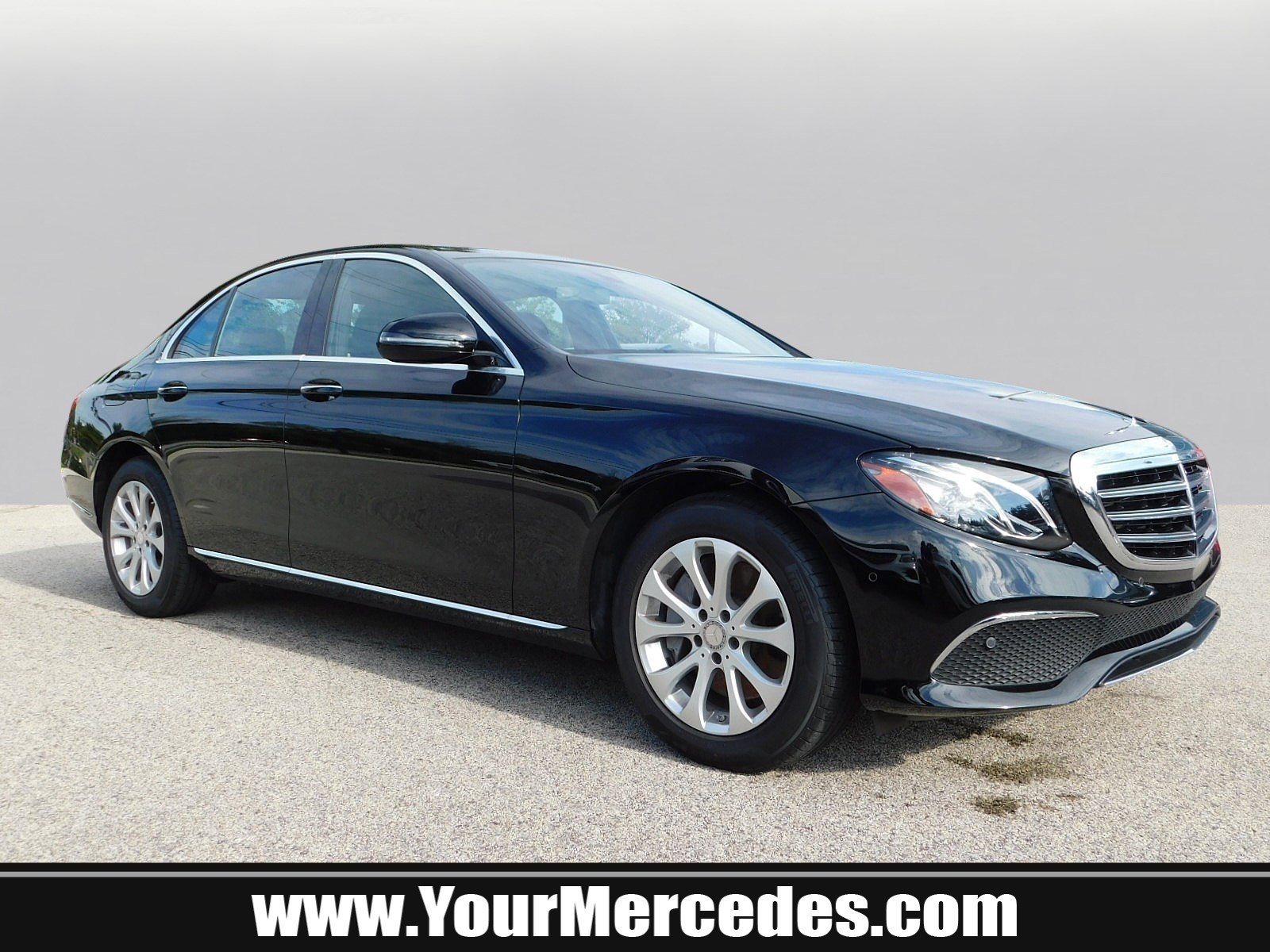Certified Pre Owned 2017 Mercedes Benz E Class E 300 Sport 4D Sedan
