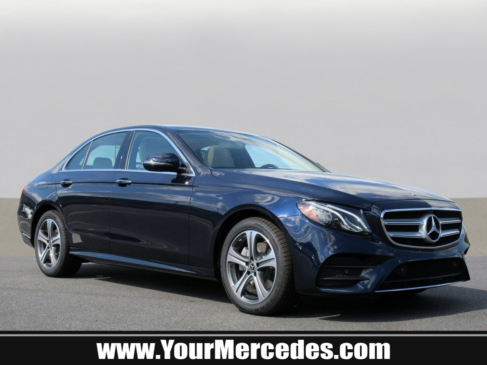 New 2019 Mercedes Benz E Class E 300 4dr Car in West Chester