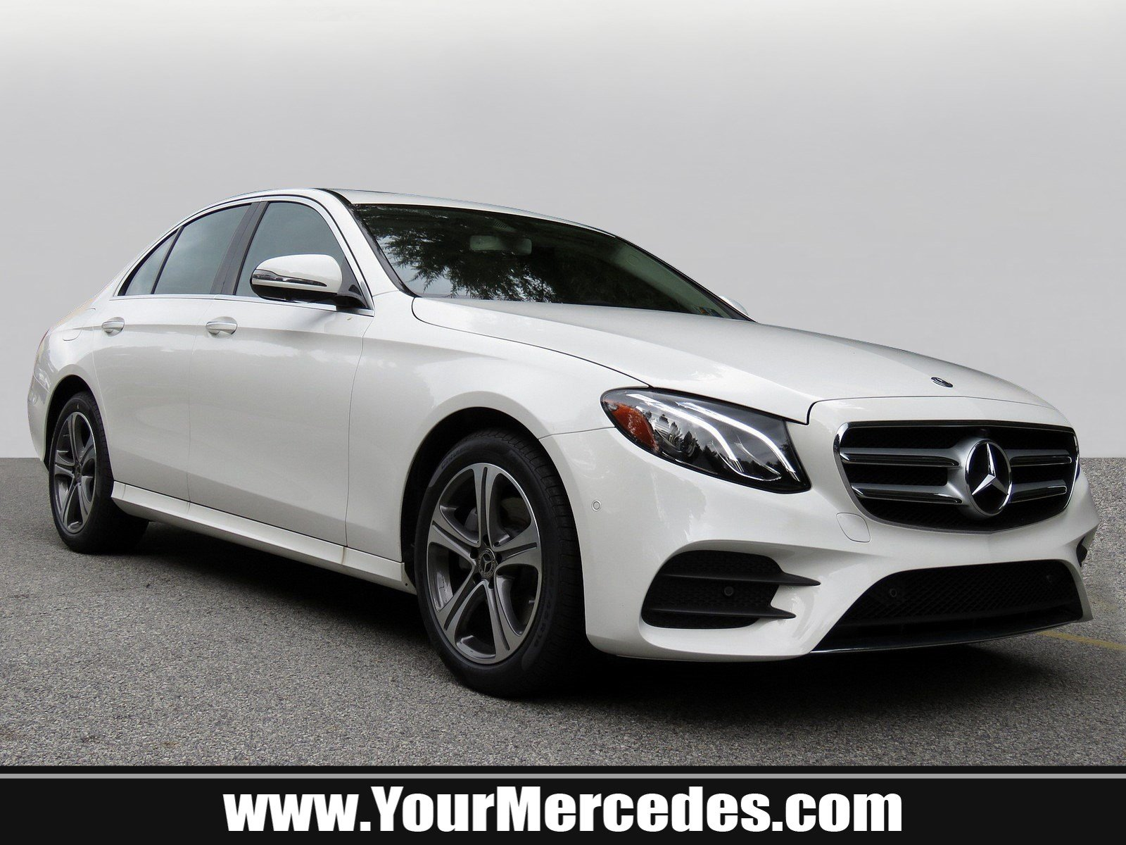 New 2019 Mercedes Benz E Class E 300 Sport SEDAN in West Chester