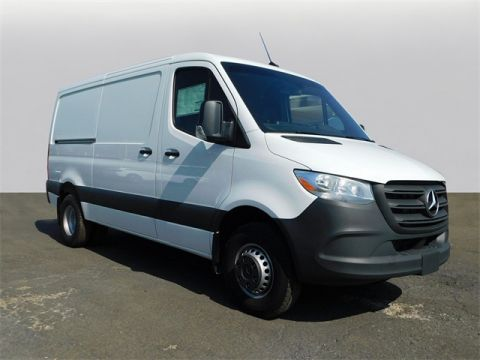New 2019 Mercedes-Benz Sprinter 3500 Cargo 144 WB